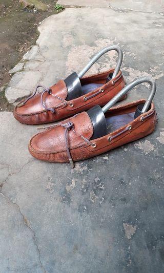 Sepatu Tods original leather size 36