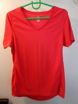 Dri-Fit T-Shirt (Coral Pink)