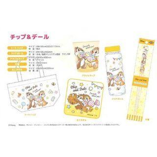 Chip and Dale Fukubukuro Special set (5 items)