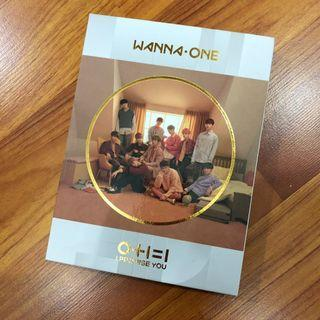 WANNAONE I Promise You Album DAY version