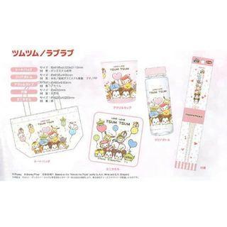Disney Tsumu Tsumu Fukubukuro Special set (5 items)