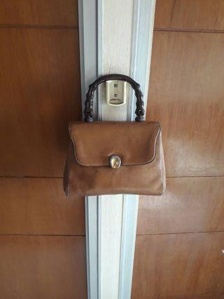 Gucci bamboo vintage authentic