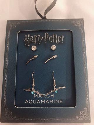 🔥Original Harry Potter Earrings Set