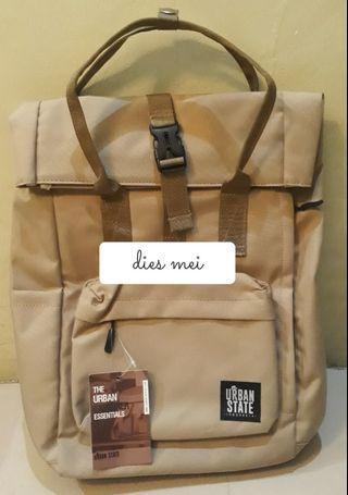 UrbanState canvas backpack NEW