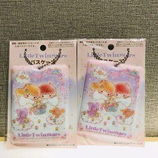 #日本直購 #現貨🇯🇵 #SANRIO 卡套 HKD$26 ✨Little twin stars