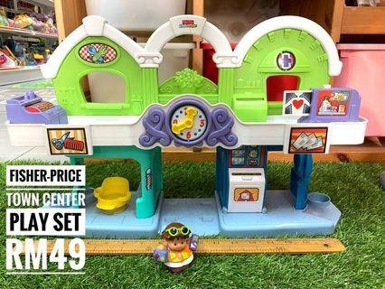 Fisher Price Town Centre