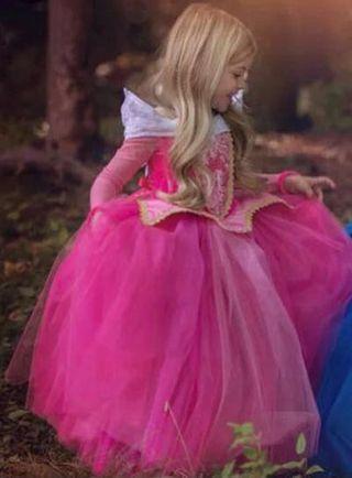 Sleeping Beauty (Aurora) Costume!!