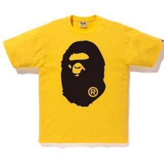 Yellow Bape T-Shirt