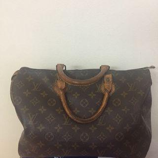 aunthentic lv speedy 35