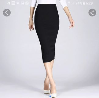 1532d98176 high waist skirt | Attractions | Carousell Singapore