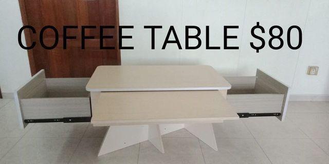 Coffee Table (Custom Made)