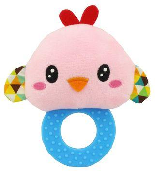 🚚 BNIB cloth book baby plush toys stuffed toys rattle teether squeaky for cots cribs