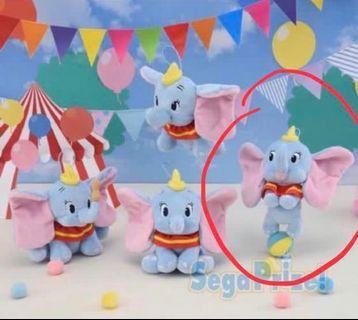 [現貨]Disney小飛象公仔