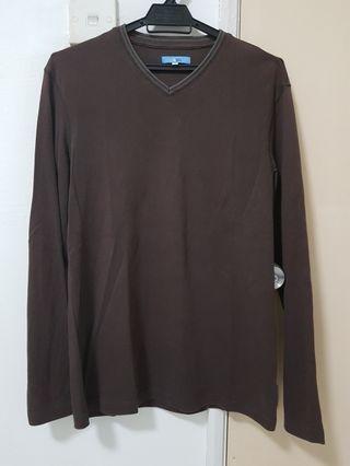 G2000 Dark Brown Sweater