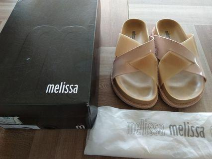 Jual sandal Melissa Authentic almost new