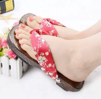 日式 木履 size39/40