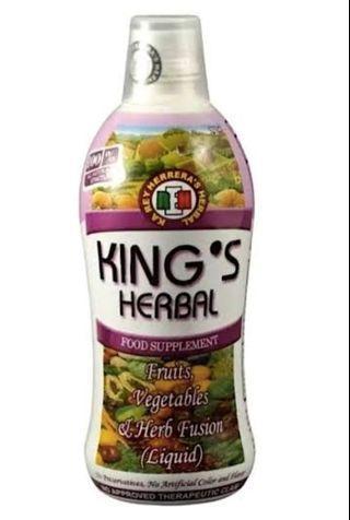 REH Kings Herbal