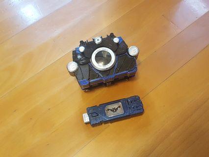 幪面超人W 蝙蝠相機DX