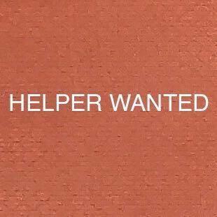 Part time Helper wanted in Yuen Long