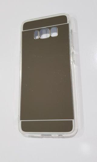Samsung S8 Mirror soft case cover