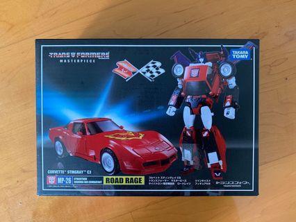 Transformers mp26 Road Rage