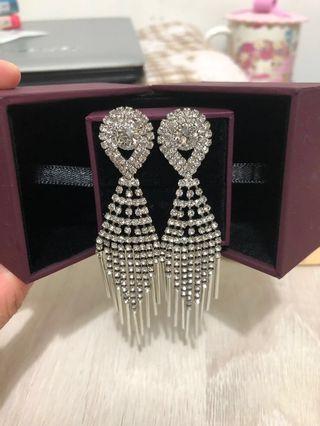 閃閃elegant earring