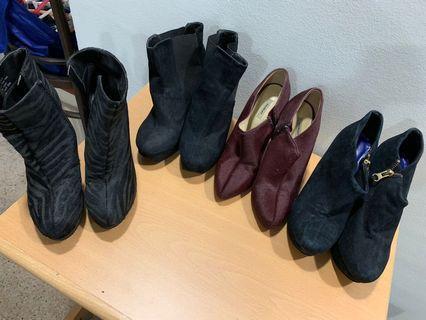 Brand New heels boots