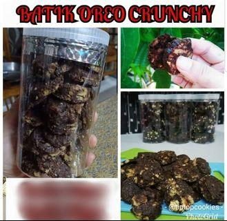 🚚 Batik Oreo Walnut (Preorder). Raya Cookies. Order Yours Now!