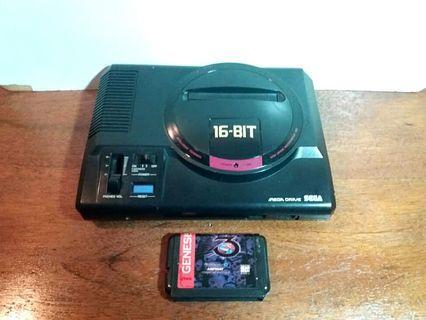 Sega Megadrive 16 bit