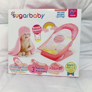 NEW!! Sugar Baby Deluxe Baby Bather