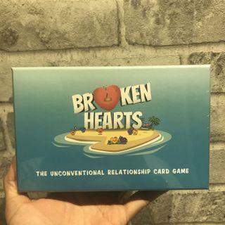 [NEW] Broken Hearts Card Game Set