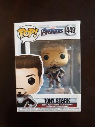 Funko POP - Tony Stark (449)