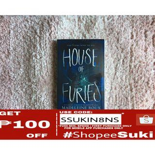 House of Furies – Madeleine Roux
