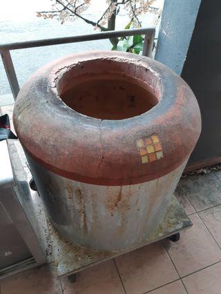 Tandoor For Naan & Chicken