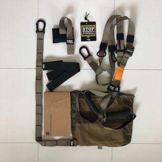 TRX Tactical Suspension Training Kit