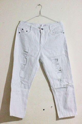 Celana Robek / Ripped Jeans