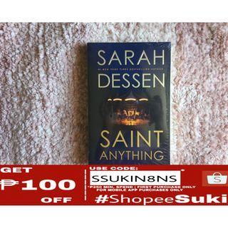 Saint Anything – Sarah Dessen