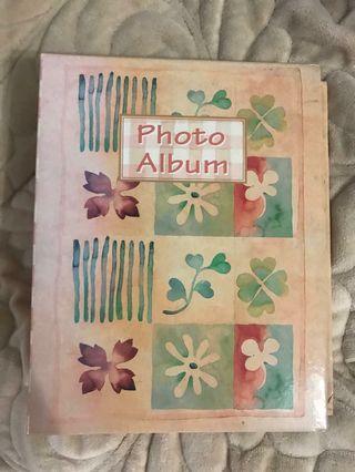 4R Photo Album 相簿