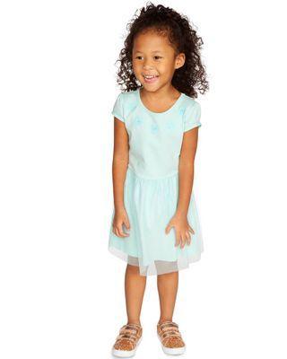 Carter's Tiffany Blue Dress