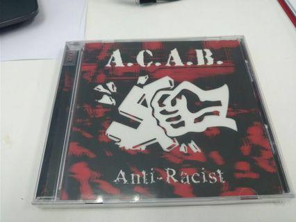 Acab - anti racist