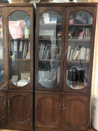 古典實木櫃