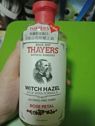 Thayers Witch Hazel Toner(Rose Petal)