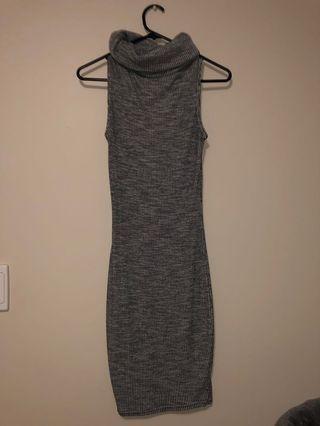 Knit midi dress size 6