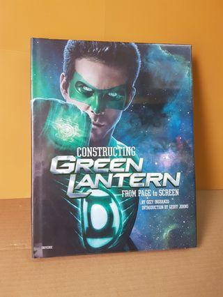 Green Lantern Artbook: From Page to Screen