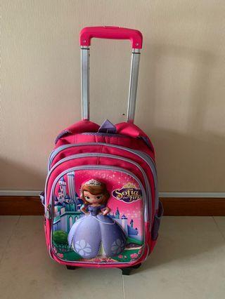🚚 Children trolley bag
