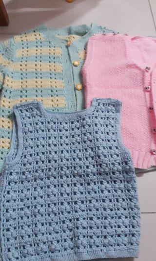 Knitted wear kids