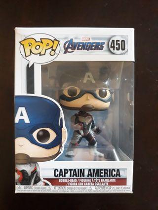 Funko POP - Captain America (450)