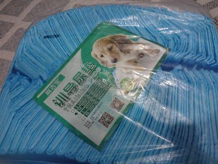 Pee pads/diapers for rabbits/dogs/cats/guinea pigs/chinchilla