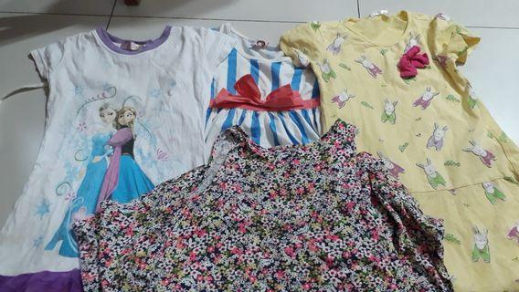 Girls Dresses 4 year old