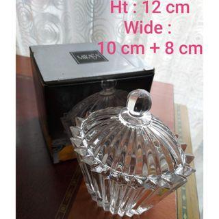 MIKASA Cute Crystal Bowls for Raya @ RM 89 / set only!!